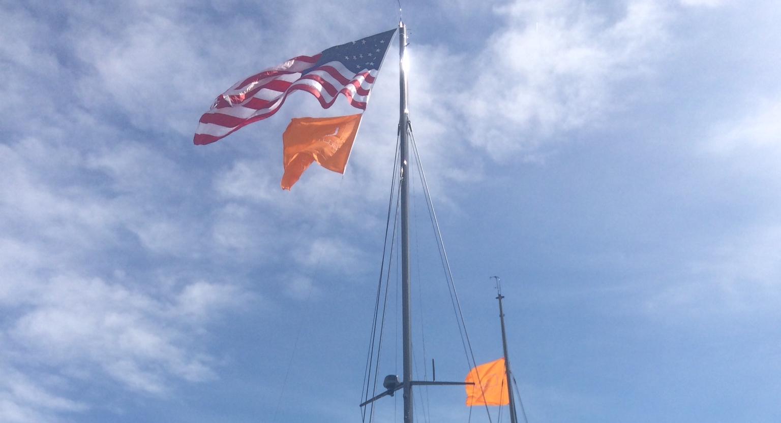 Annapolis Sail Boatshow 2014