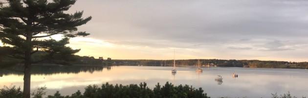 Beautiful & quiet in Maine Aug 2015