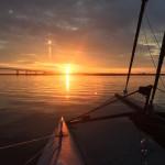 Sunrise at Jamestown, RI