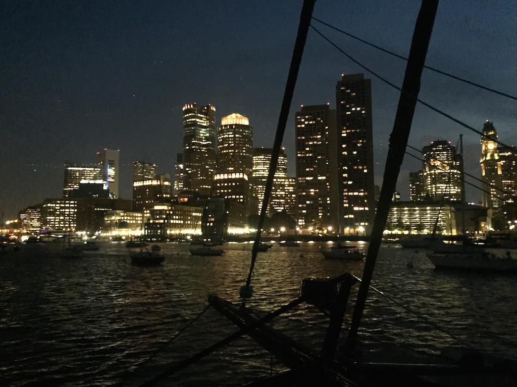 Skyline of Boston - July 2015