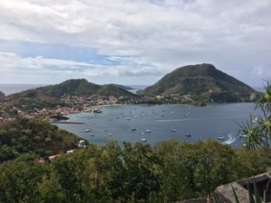 Les Saintes - French Islands South of Guadeloupe