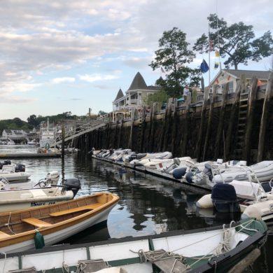 [Maine July 2018] Tender Dock