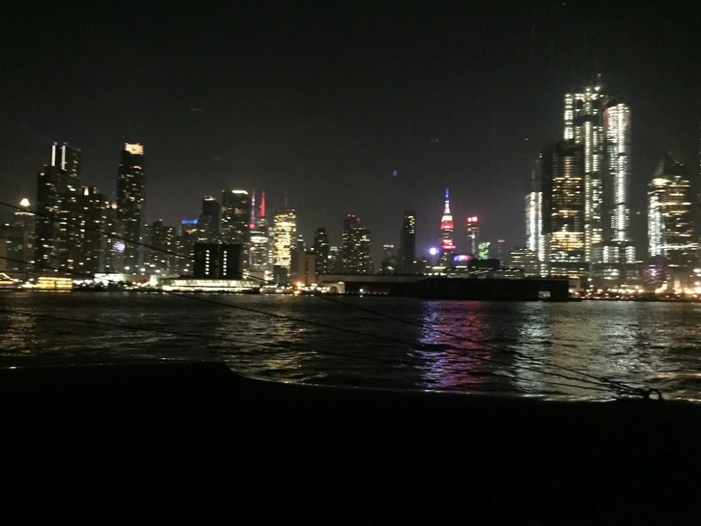 Skyline of Manhattan - what an experience