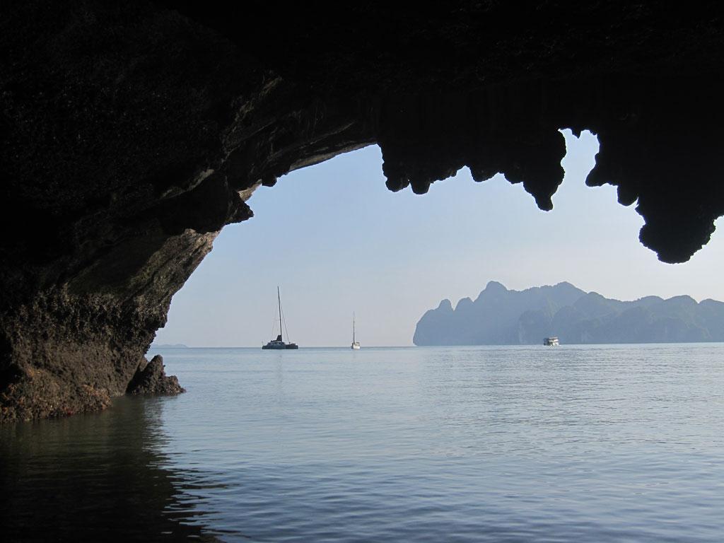 Phang Nan Bay - Hong