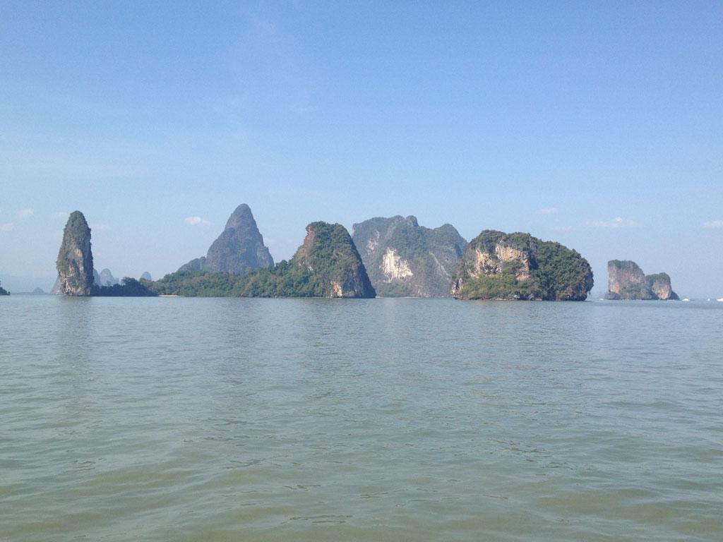 Phang Nan Bay