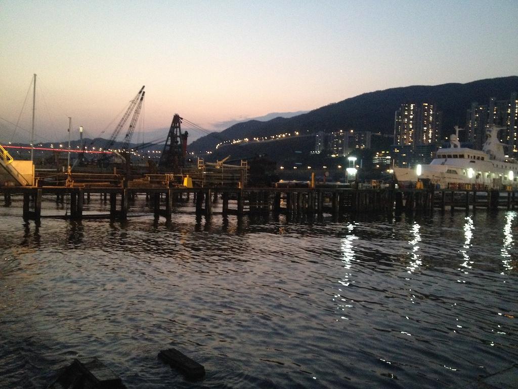 Hong Kong - Tsing Yi