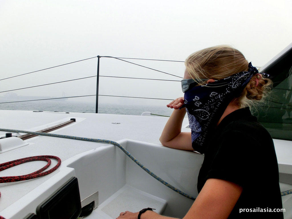 singapore in haze