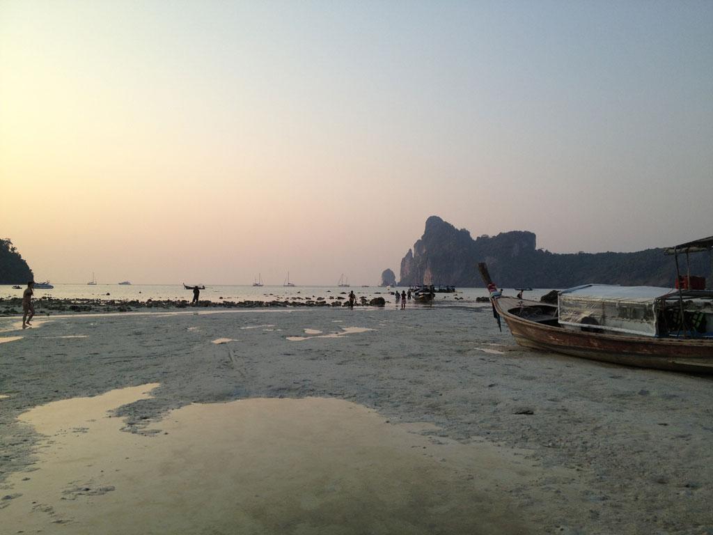 Beach at Koh Phi Phi