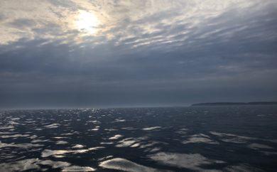 Amazing light when the sun breaks through - Maine