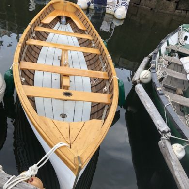 [Maine July 2018] Wooden Boats